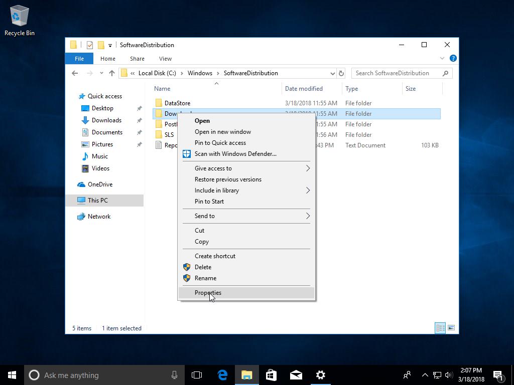 windows 10 stop automatic updates 2018