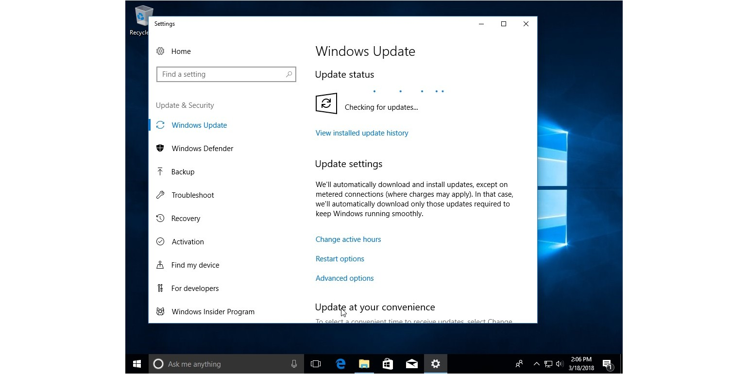 Stop Windows 10 Automatic Updates Permanently
